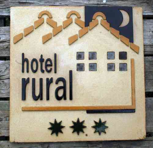 Distintivo Hotel Rural CL